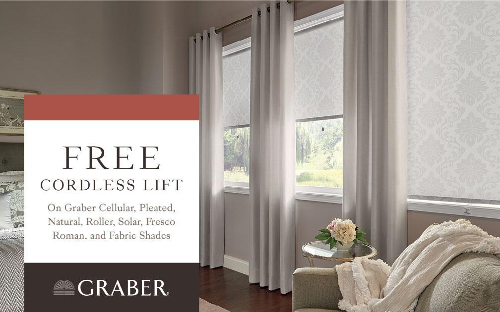 Graber – Free Cordless Lift