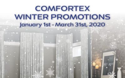 Comfortex Winter Promotions