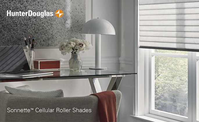 A Fresh Take on Roller Shades